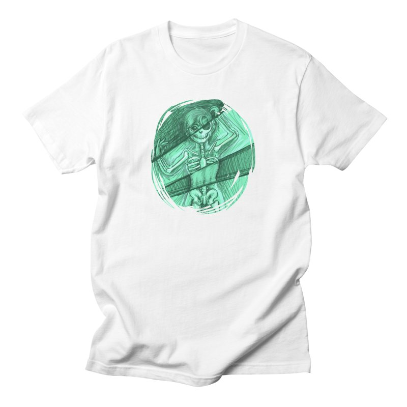 Strange X-ray Women's Unisex T-Shirt by nireleetsac's Artist Shop