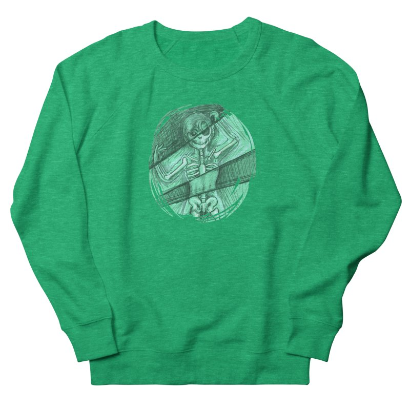 Strange X-ray Men's Sweatshirt by nireleetsac's Artist Shop