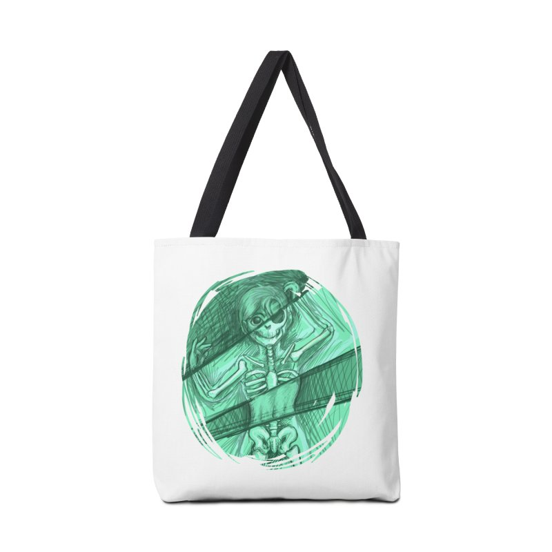 Strange X-ray Accessories Bag by nireleetsac's Artist Shop