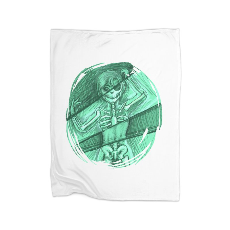 Strange X-ray Home Blanket by nireleetsac's Artist Shop