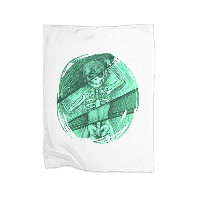 Strange X-ray Home Blanket by nireleetsac's Artist Shop