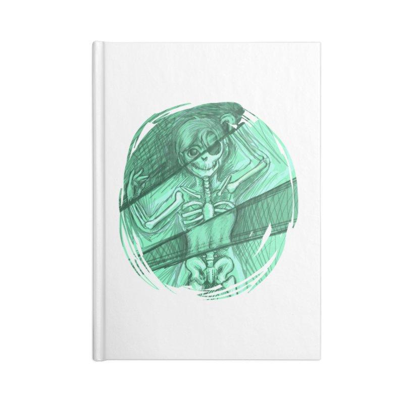 Strange X-ray Accessories Notebook by nireleetsac's Artist Shop