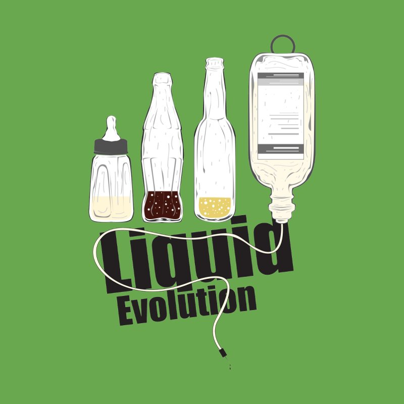 Liquid Evolution None  by nirmata's Shop