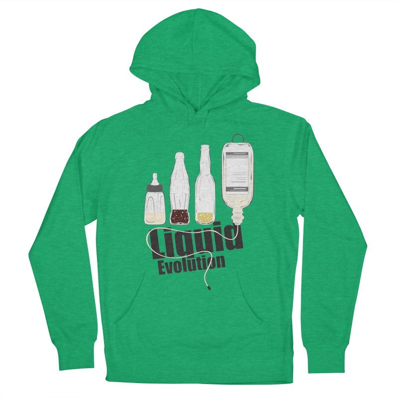 Liquid Evolution Men's Pullover Hoody by nirmata's Shop