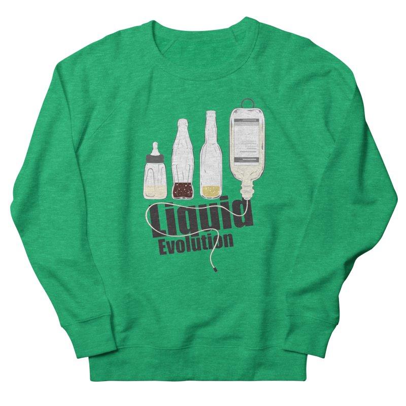 Liquid Evolution Women's Sweatshirt by nirmata's Shop