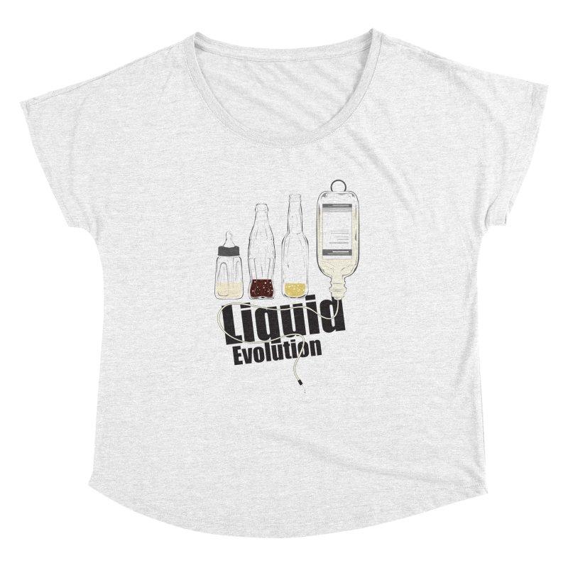Liquid Evolution Women's Dolman by nirmata's Shop