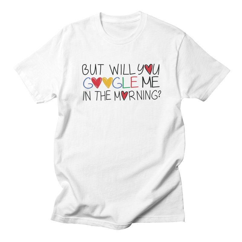 Modern Day Romance Men's T-Shirt by Fueled By Insomnia