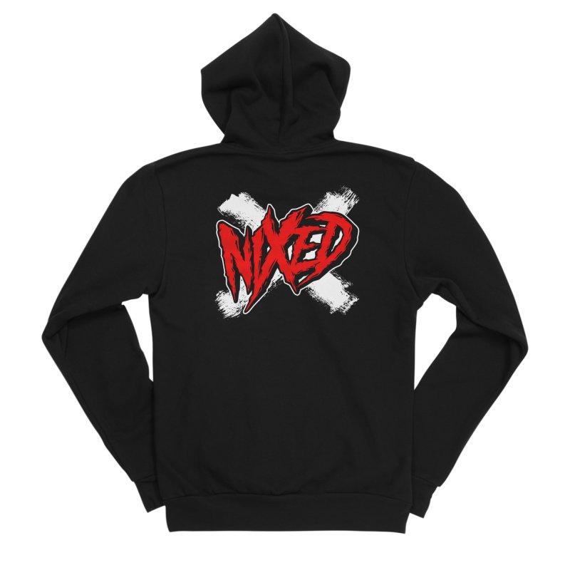Nixed Women's Zip-Up Hoody by NIXED Merch