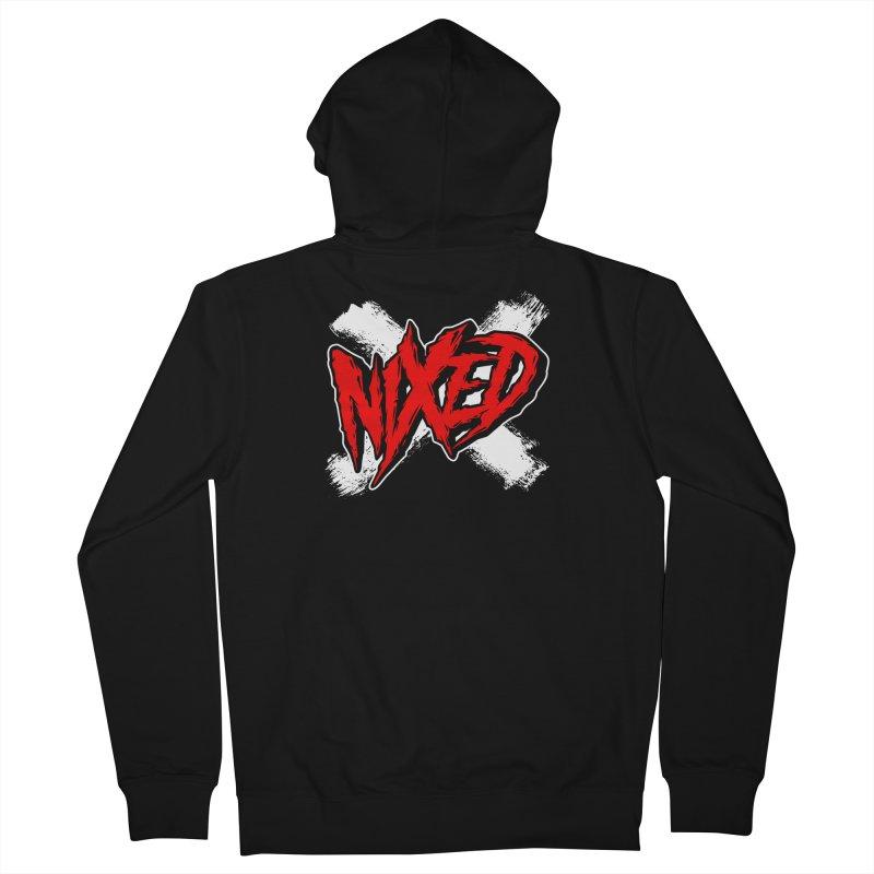 Nixed Men's Zip-Up Hoody by NIXED Merch