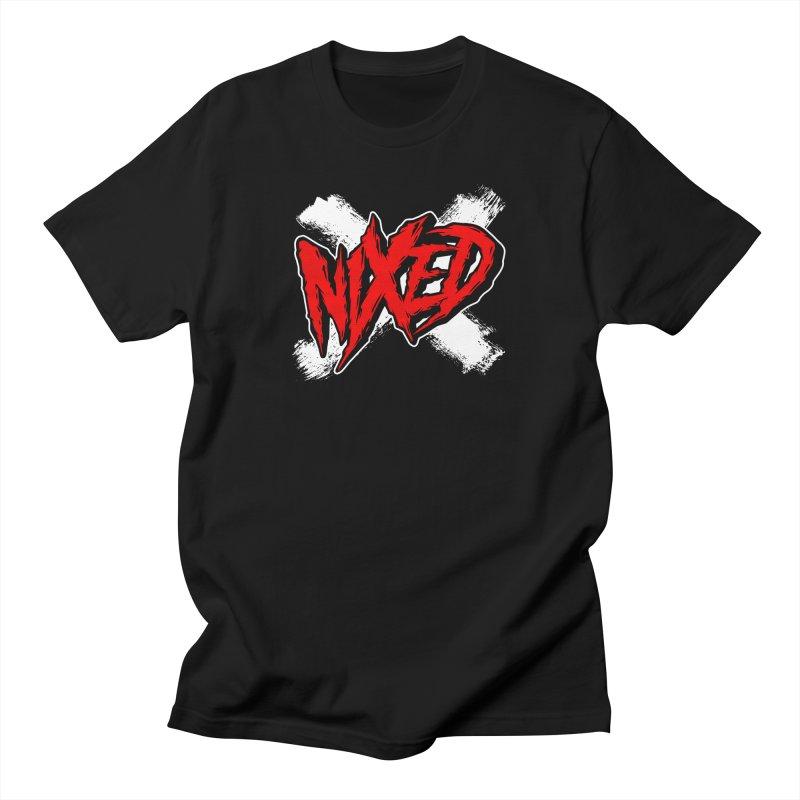 Nixed Men's T-Shirt by NIXED Merch