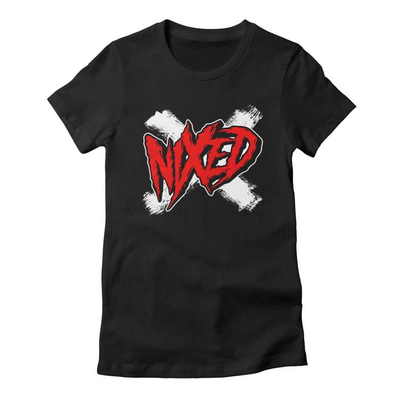 Nixed Women's T-Shirt by NIXED Merch