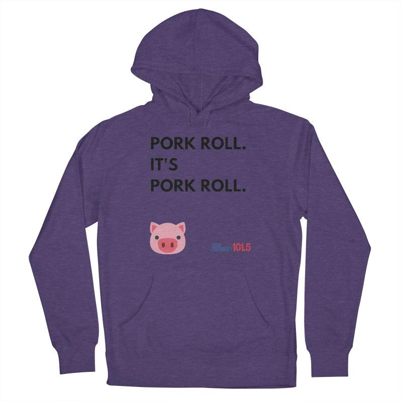 Pork Roll Men's Pullover Hoody by NJ101.5's Artist Shop