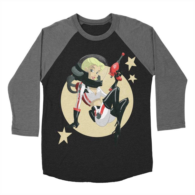 Nuka Girl Women's Baseball Triblend T-Shirt by noaheisenman's Shop