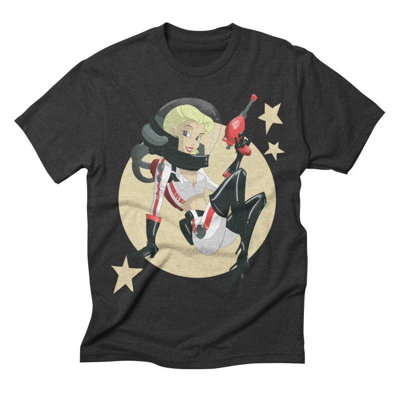Nuka Girl Men's Triblend T-shirt by noaheisenman's Shop