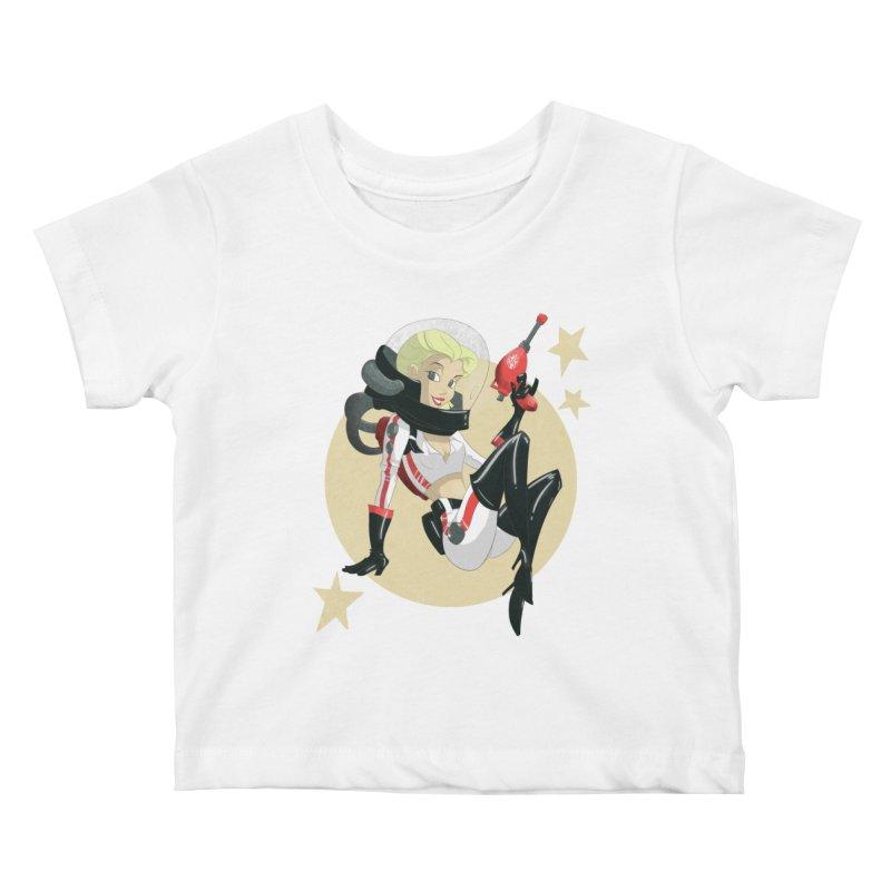 Nuka Girl Kids Baby T-Shirt by noaheisenman's Shop