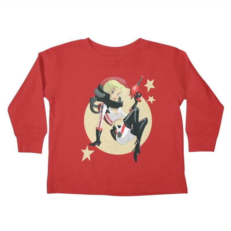 Nuka Girl Kids Toddler Longsleeve T-Shirt by noaheisenman's Shop