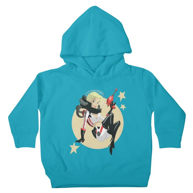 Nuka Girl Kids Toddler Pullover Hoody by noaheisenman's Shop