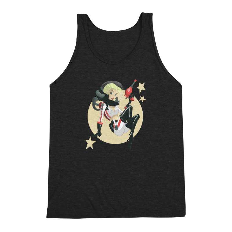 Nuka Girl Men's Triblend Tank by noaheisenman's Shop