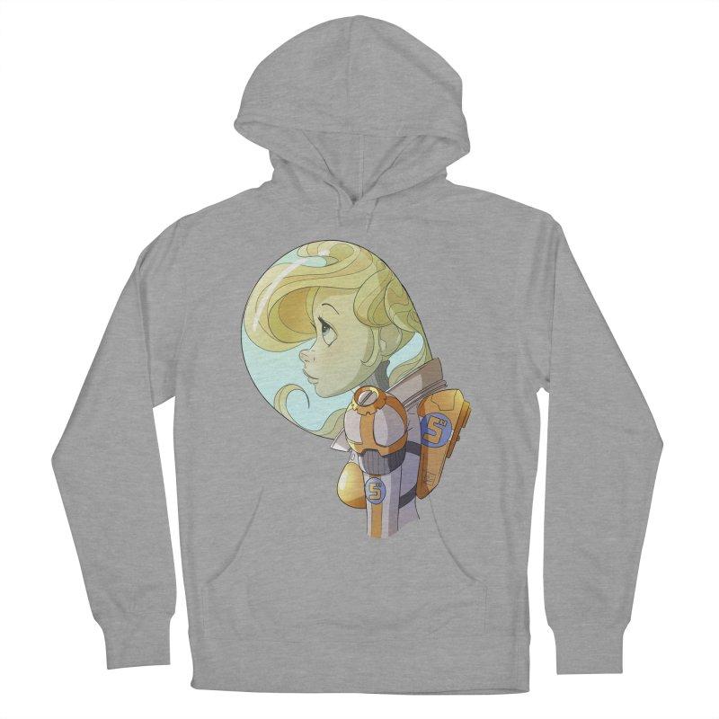 Spacegirl Men's Pullover Hoody by noaheisenman's Shop