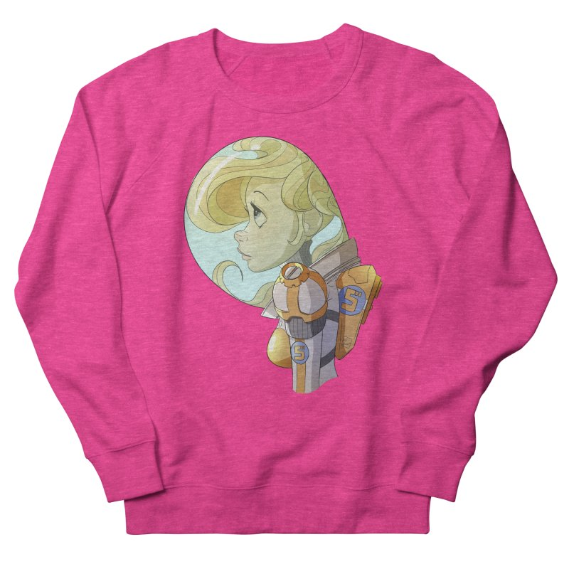 Spacegirl Women's Sweatshirt by noaheisenman's Shop