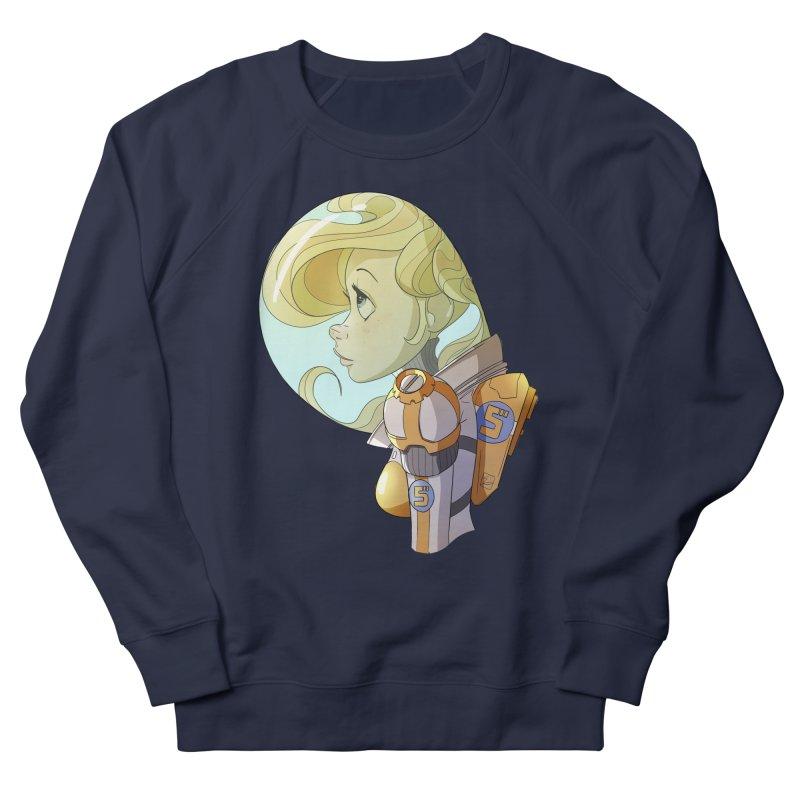 Spacegirl Women's Sweatshirt by noaheisenman's Shop