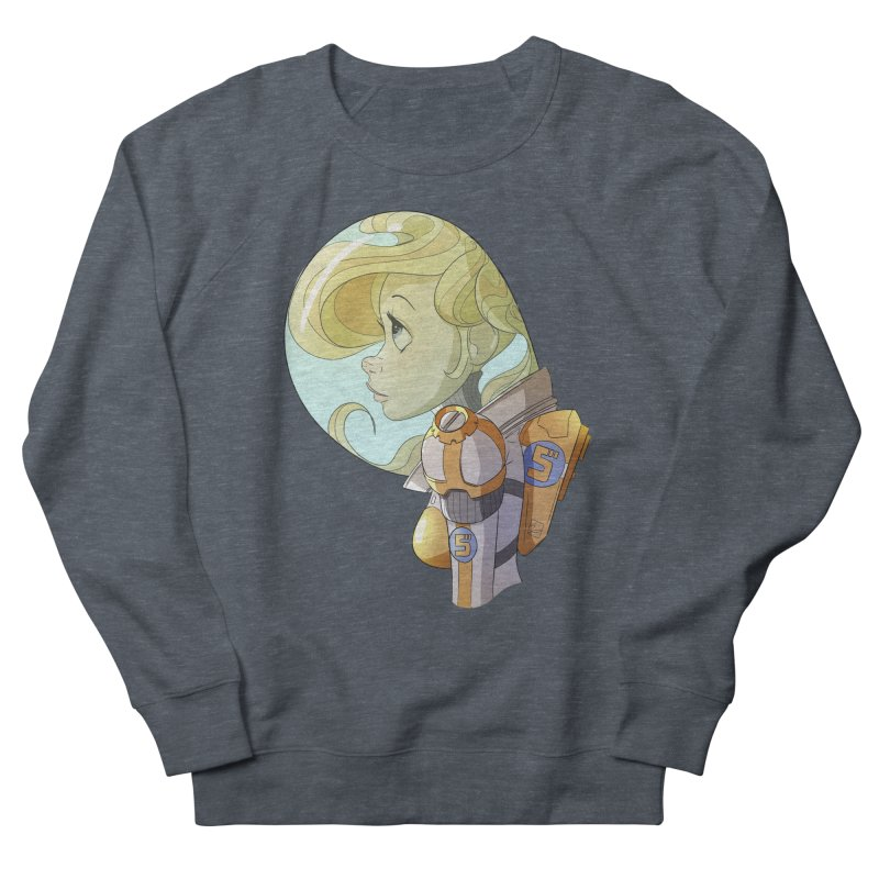 Spacegirl Men's Sweatshirt by noaheisenman's Shop