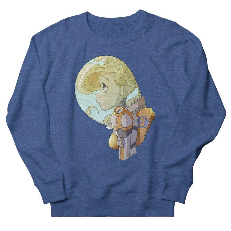 Spacegirl Men's Sweatshirt by noaheisenman's Shop