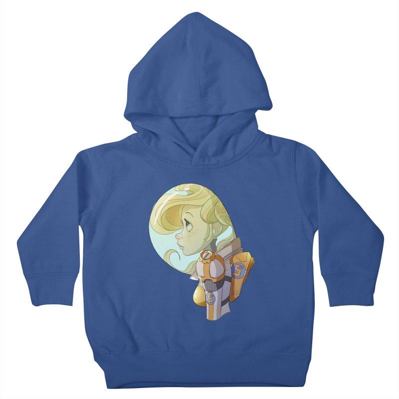 Spacegirl Kids Toddler Pullover Hoody by noaheisenman's Shop