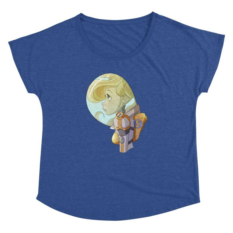 Spacegirl Women's Dolman by noaheisenman's Shop
