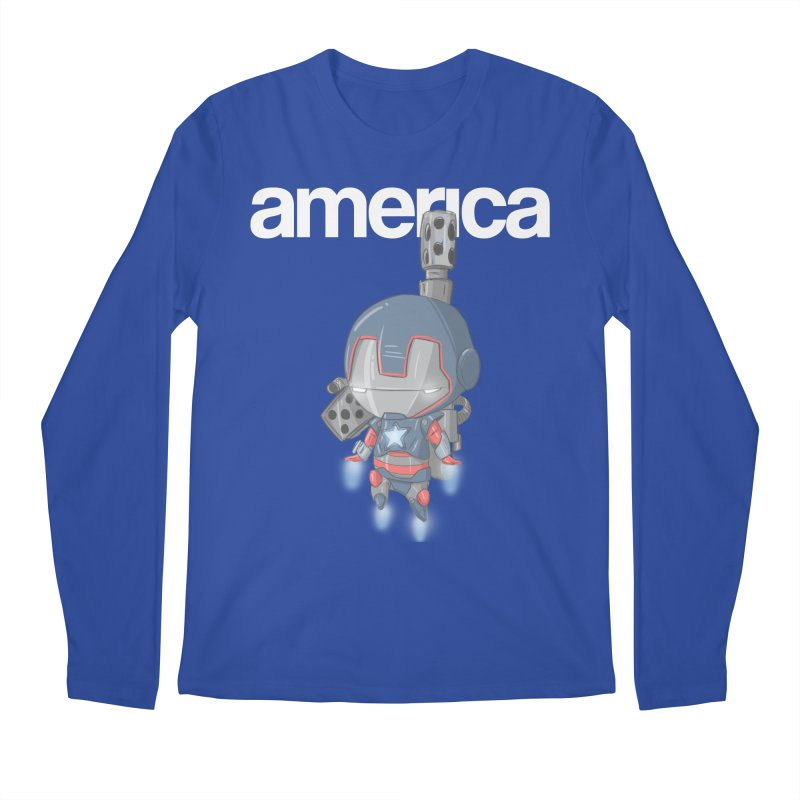 Iron Patriot Cheeb   by noaheisenman's Shop