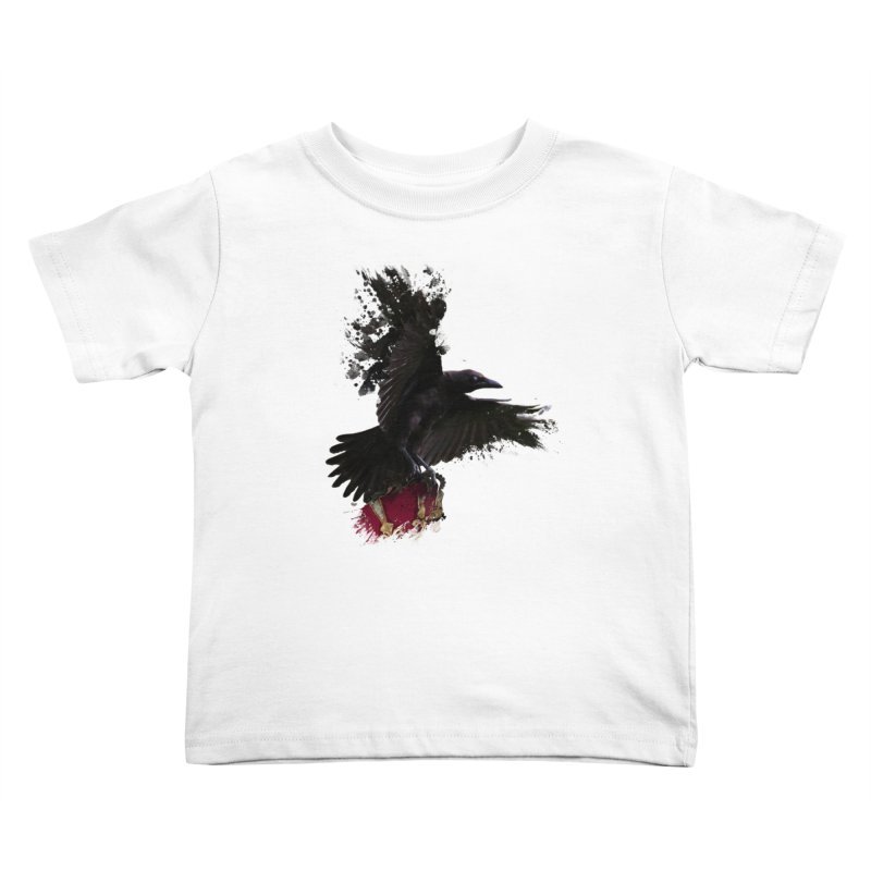 Crown Thief Kids Toddler T-Shirt by Shirts by Noc
