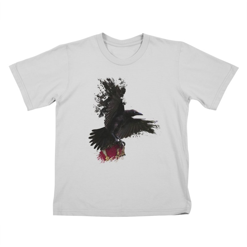 Crown Thief Kids T-Shirt by Shirts by Noc