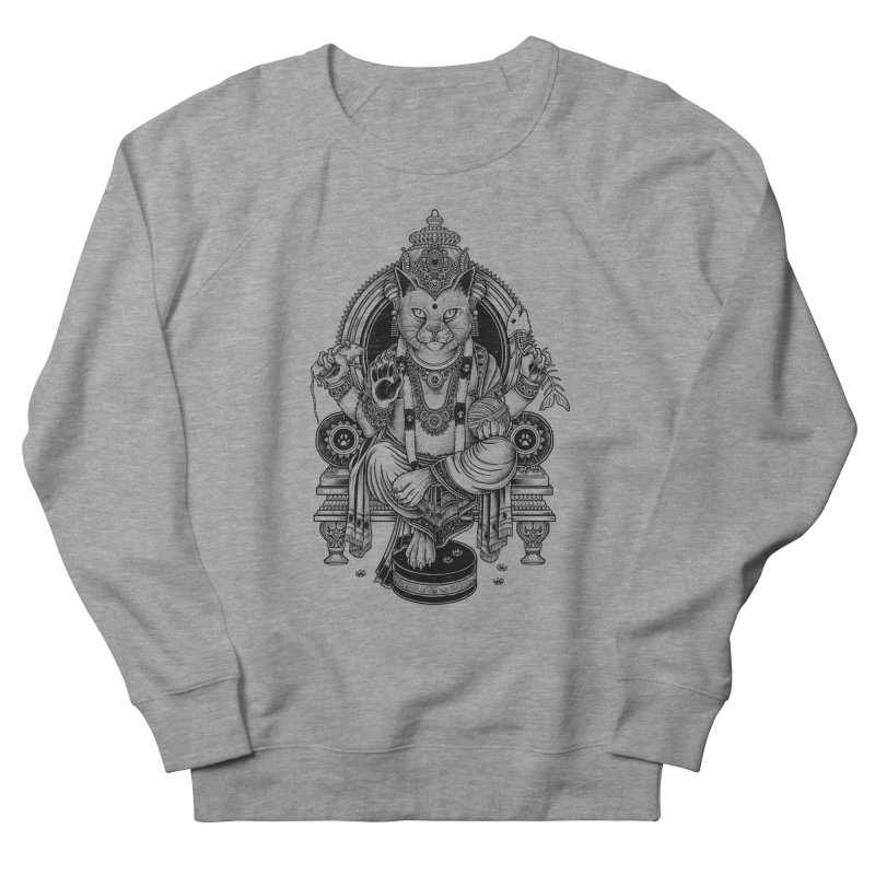 Cat Guru Deva Om Women's Sweatshirt by Michele_Nolli's Artist Shop