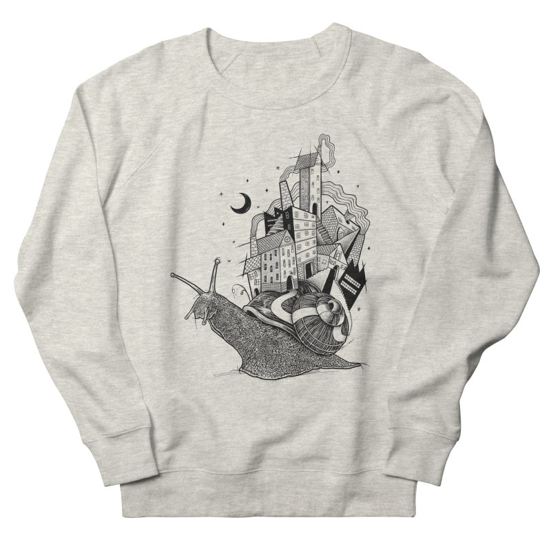 Slow Night And Imaginary Lights Women's Sweatshirt by Michele_Nolli's Artist Shop