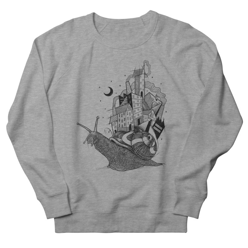 Slow Night And Imaginary Lights Men's Sweatshirt by Michele_Nolli's Artist Shop
