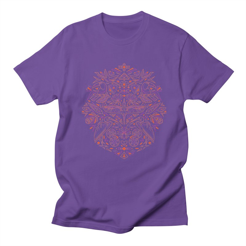 Tropic design Men's Regular T-Shirt by nodyt's Artist Shop