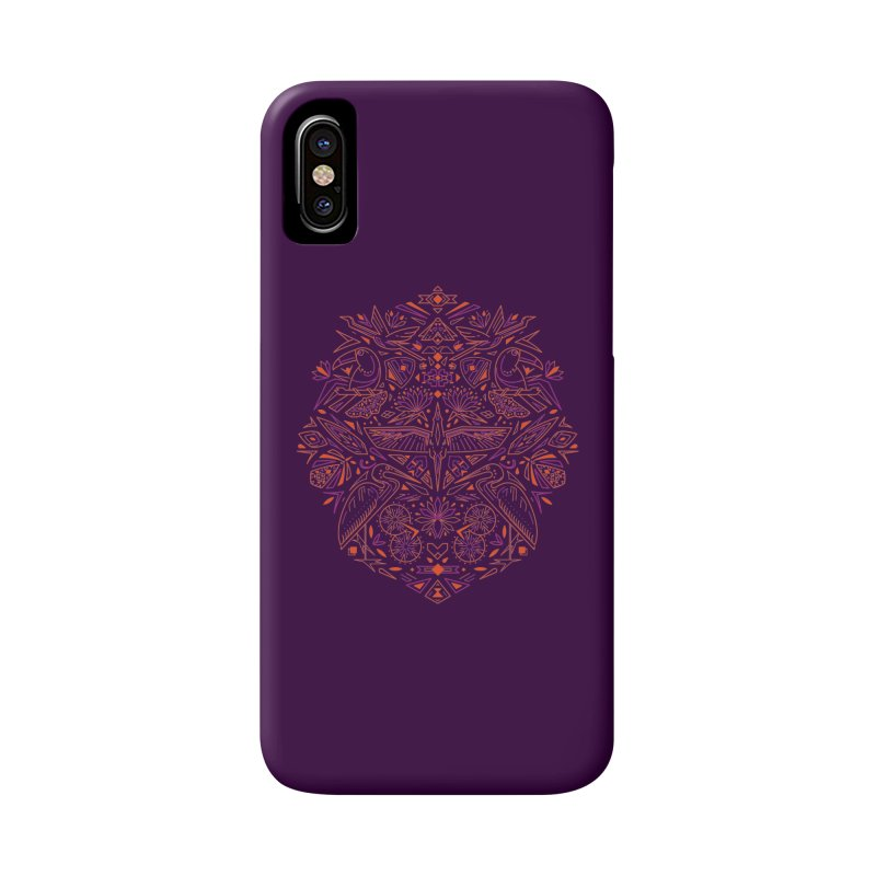 Tropic design Accessories Phone Case by nodyt's Artist Shop