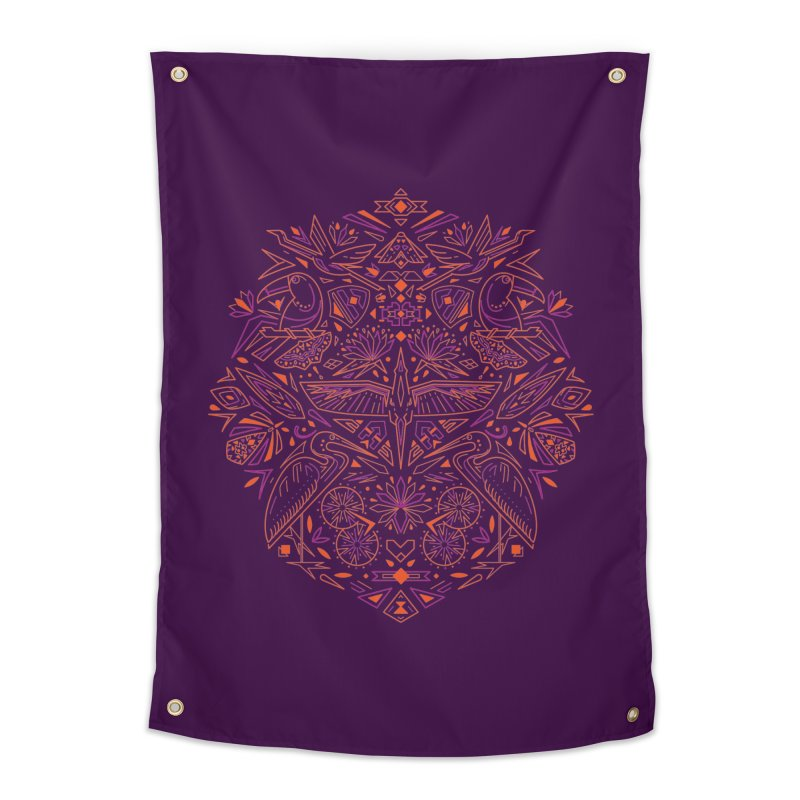 Tropic design Home Tapestry by nodyt's Artist Shop