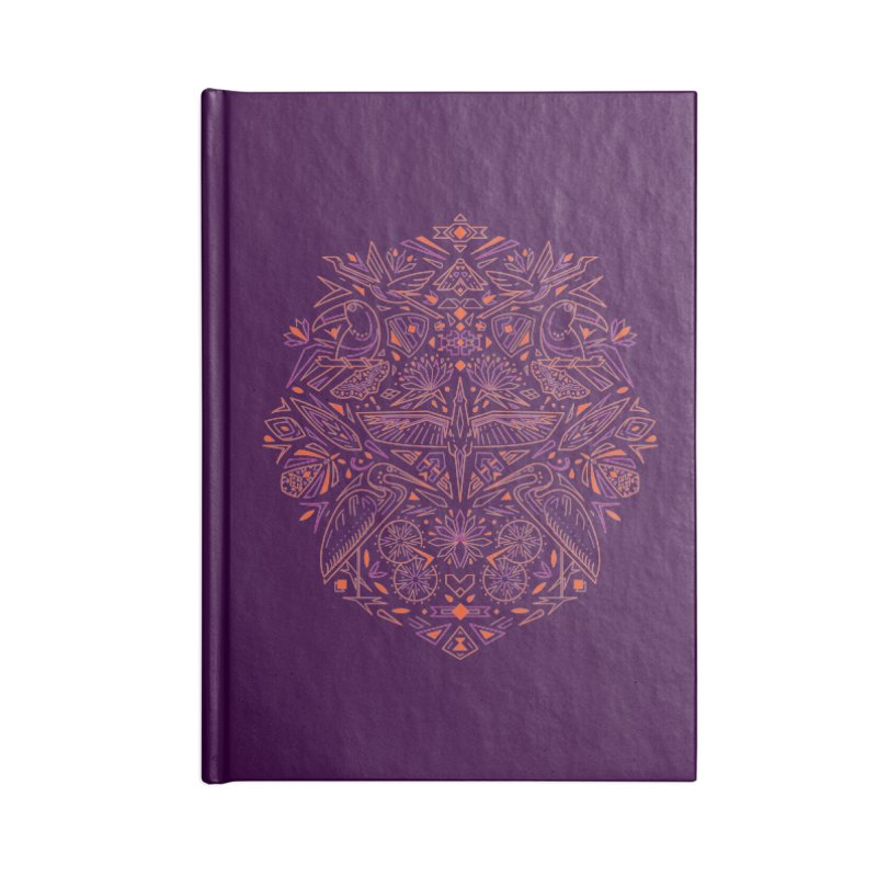 Tropic design Accessories Notebook by nodyt's Artist Shop