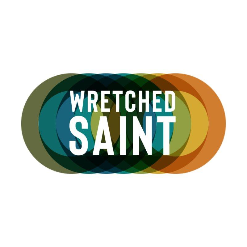 Wretched Saint Men's T-Shirt by noeljesse