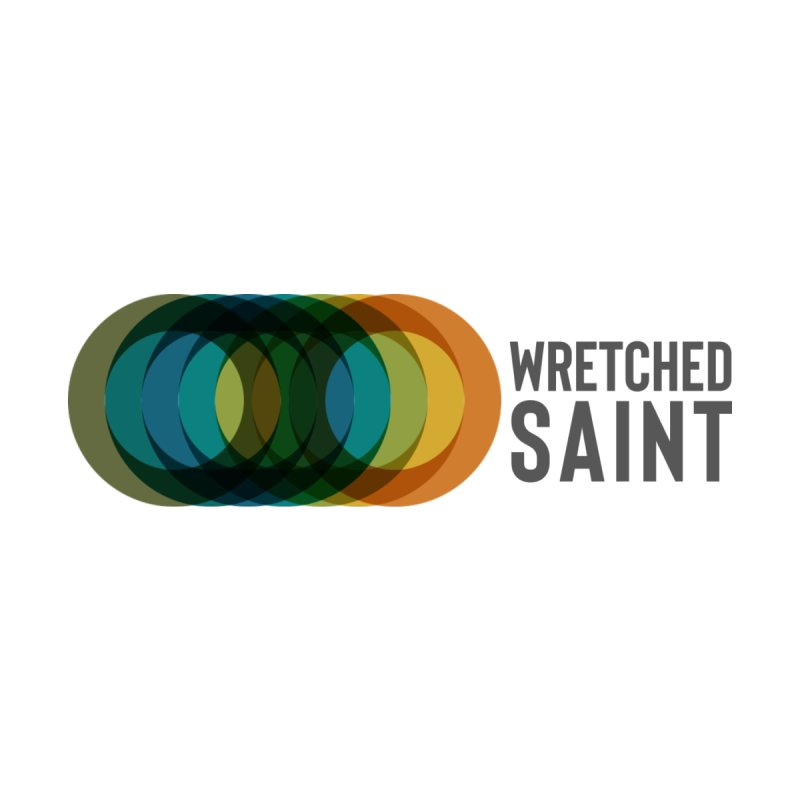 Wretched Saint Accessories Notebook by noeljesse