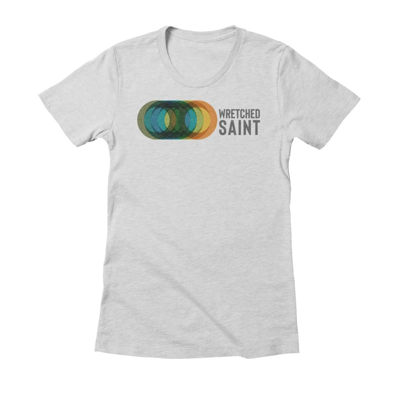 Wretched Saint Women's T-Shirt by noeljesse