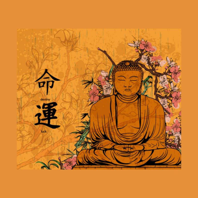 Divine Buddha Accessories Notebook by Noir Designs