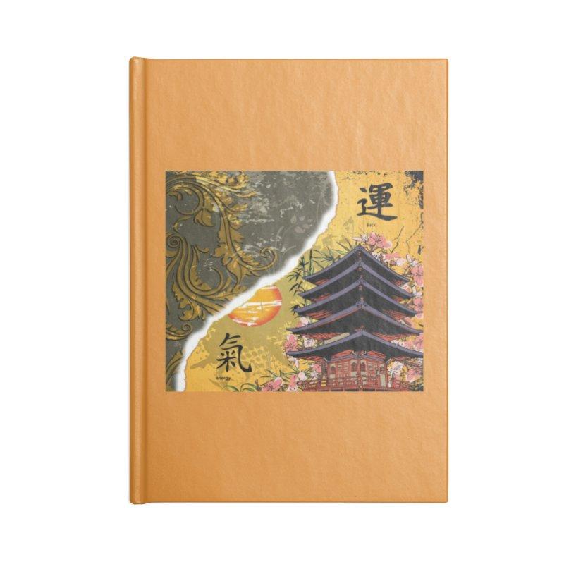 Divine Shrine Accessories Notebook by Noir Designs