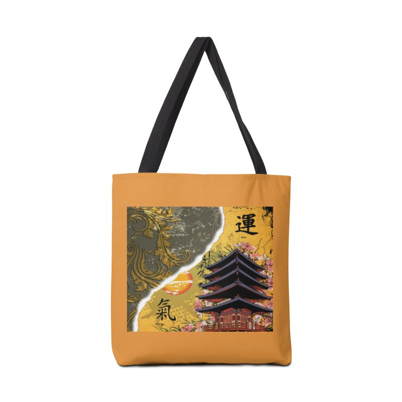 Divine Shrine Accessories Bag by Noir Designs