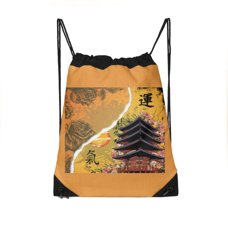 Divine Sunset Accessories Bag by Noir Designs