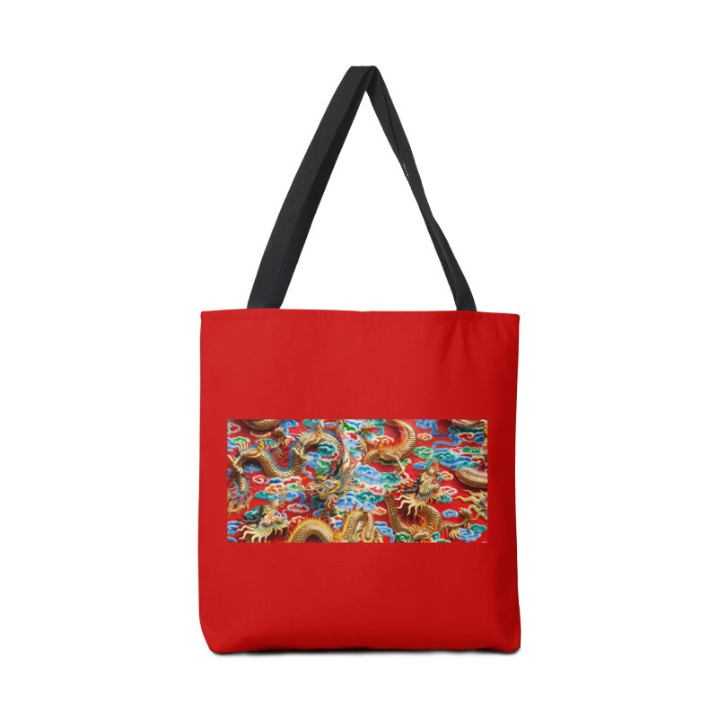 Dragons Ball Accessories Tote Bag Bag by Noir Designs