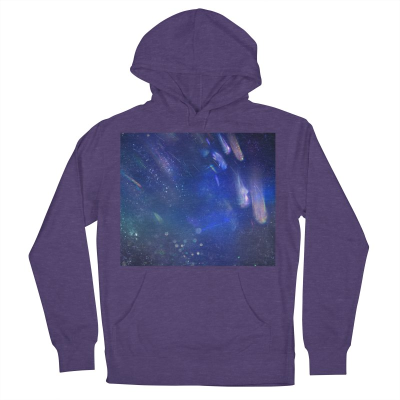 Out of This World Women's French Terry Pullover Hoody by Noir Designs