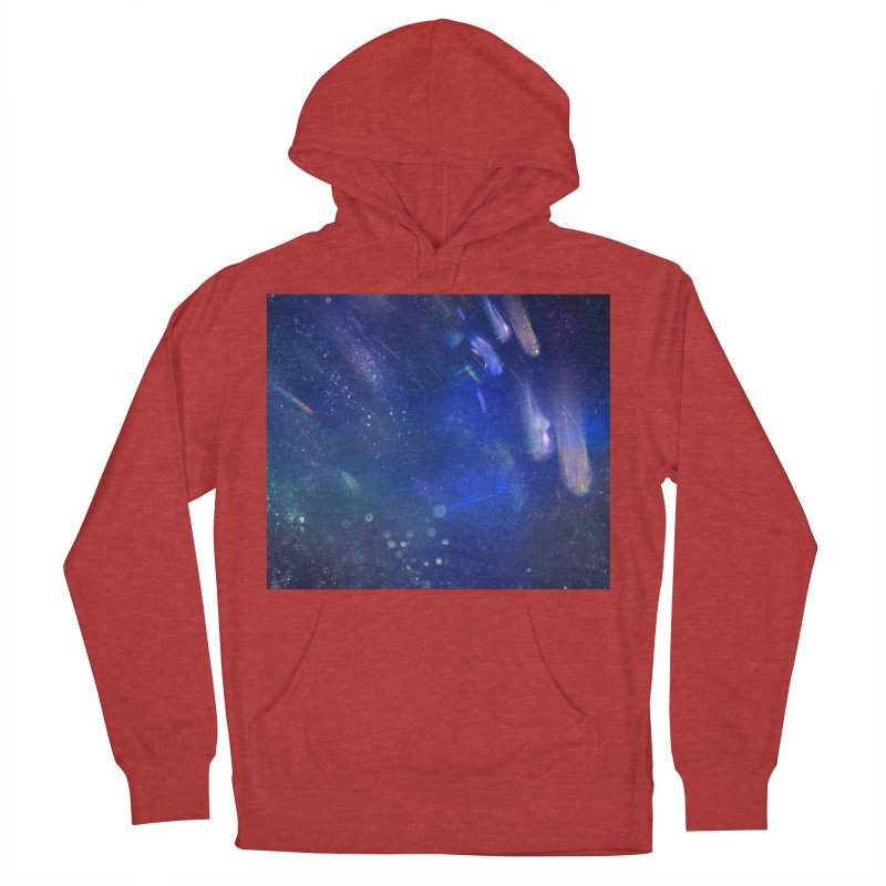 Out of This World Men's French Terry Pullover Hoody by Noir Designs