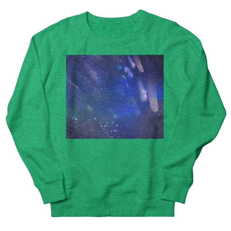 Out of This World Men's French Terry Sweatshirt by Noir Designs